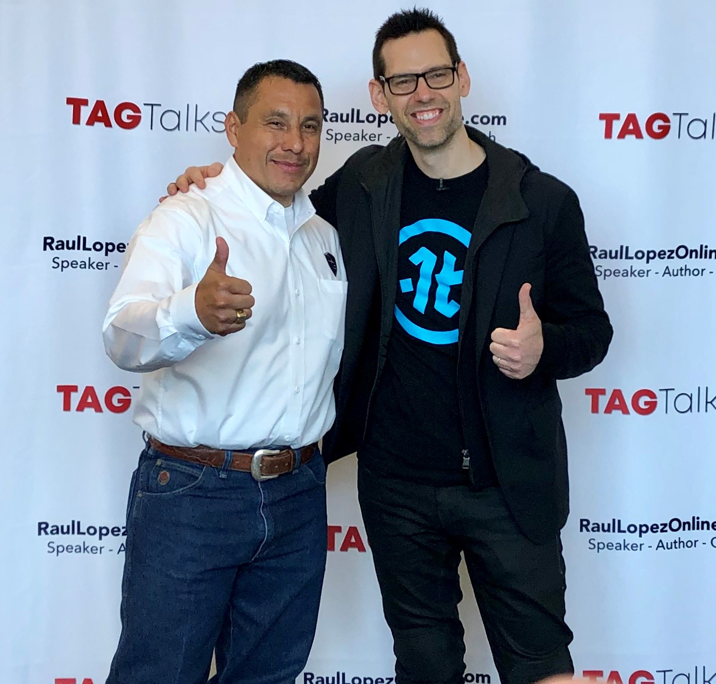 Image of Daniel Gomez Inspires San Antonio Motivational Keynote Speaker, TAG Talks, Tom Bilyeu, Confidence Coach, Leadership and Team Building, Sales Mastery, Resilience Speaker 2