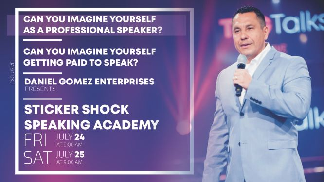 Image of Daniel Gomez Enterprises Inspires Leadership Development and Team Building, Business Strategist, Corporate Trainer, and Confidence Coach, San Antonio, Speaking Academy 222222