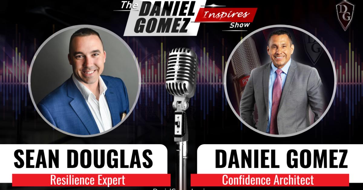 The Daniel Gomez Inspires Show Sean Douglas