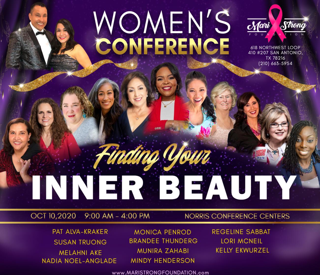 Image of The Mari Strong Foundation San Antonio Texas Breast Cancer Nonprofit, Cause, San Antonio, Texas, Motivational Keynote Speaker, Executive Confidence Coach