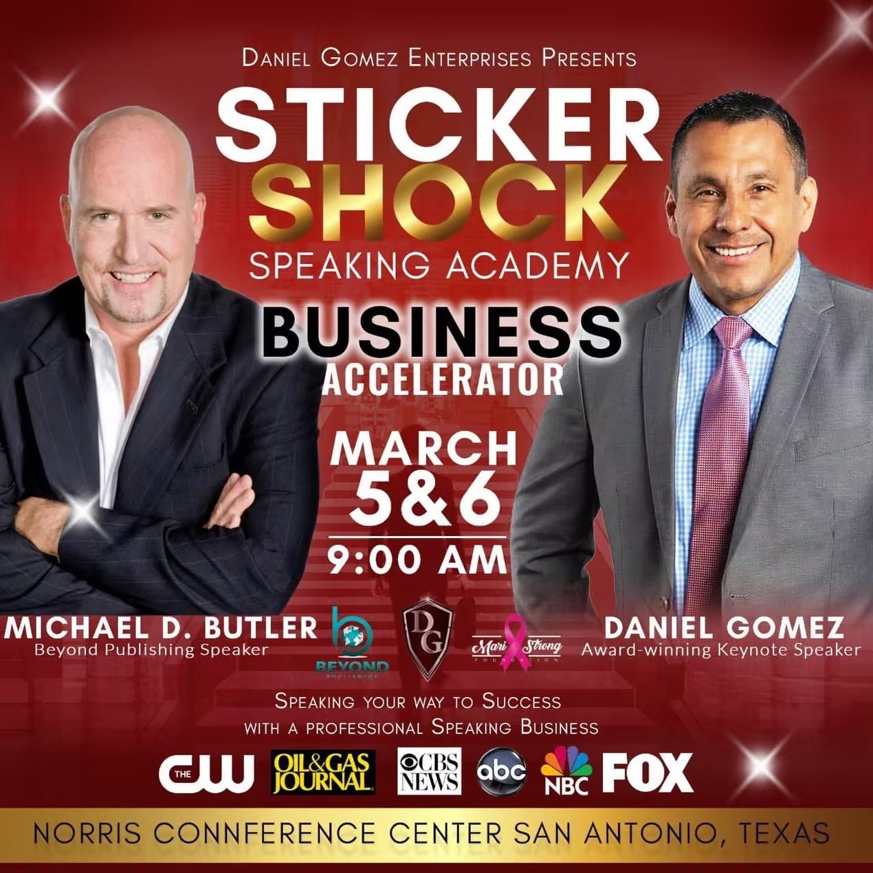 Image and Video of The Daniel Gomez Inspires Show, Executive Confidence Coach and Podcast, Business Strategist, Corporate Trainer, Motivational Keynote Speaker 666